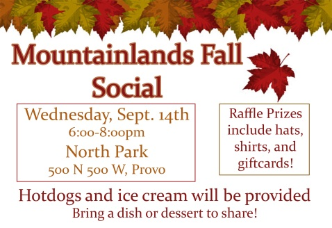Mountainlands Fall Social